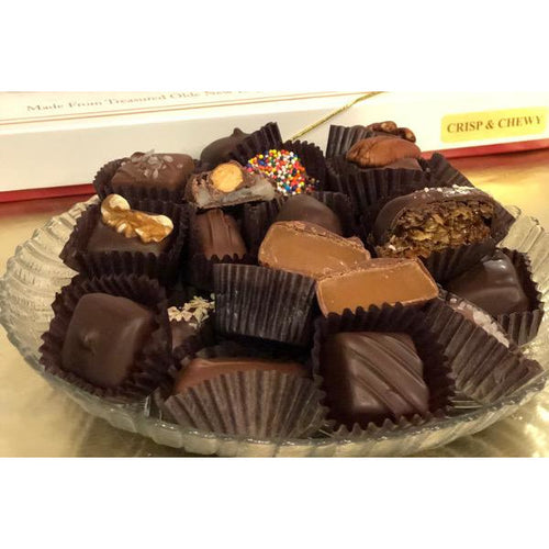 Box of Crisp & Chewy Chocolates