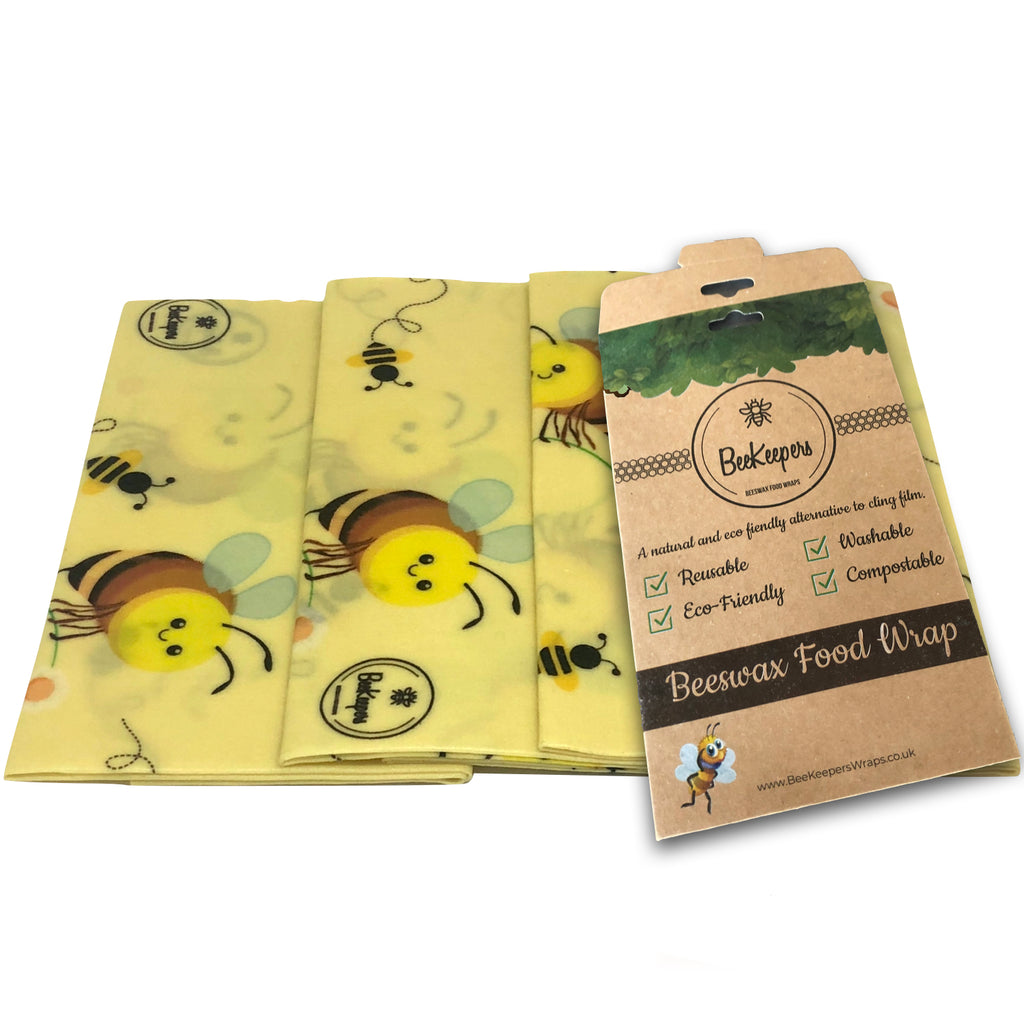 Large Wraps Pack - Bees