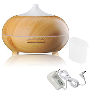 Aroma Essential - Wooden Oil Diffuser