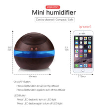 Load image into Gallery viewer, Mini Aromatherapy Oil Diffuser