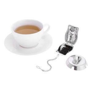 Reusable Tea Filter - Stainless Steel