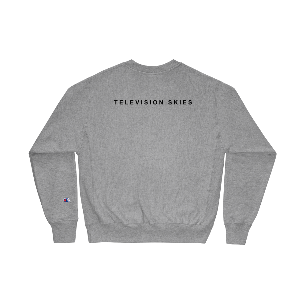 Triangle Sweatshirt x Champion - FEARLESS THE PEOPLE