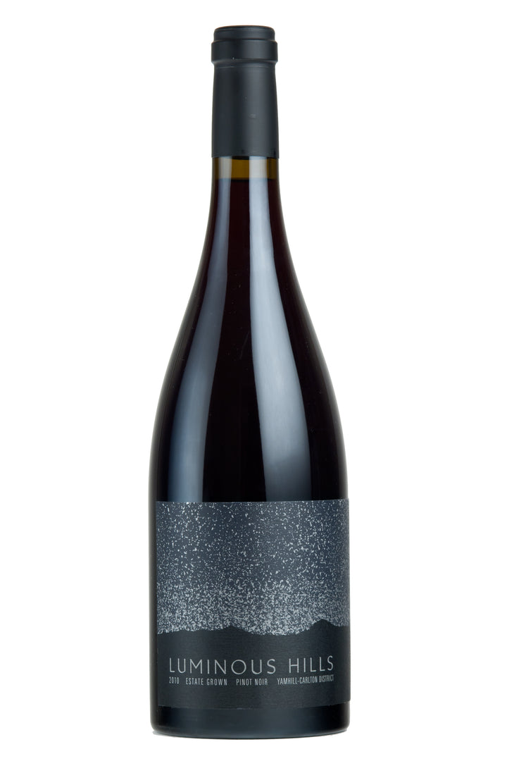 2010 Estate Grown Pinot Noir