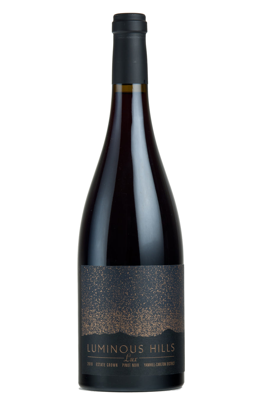 2010 Estate Grown LUX Pinot Noir