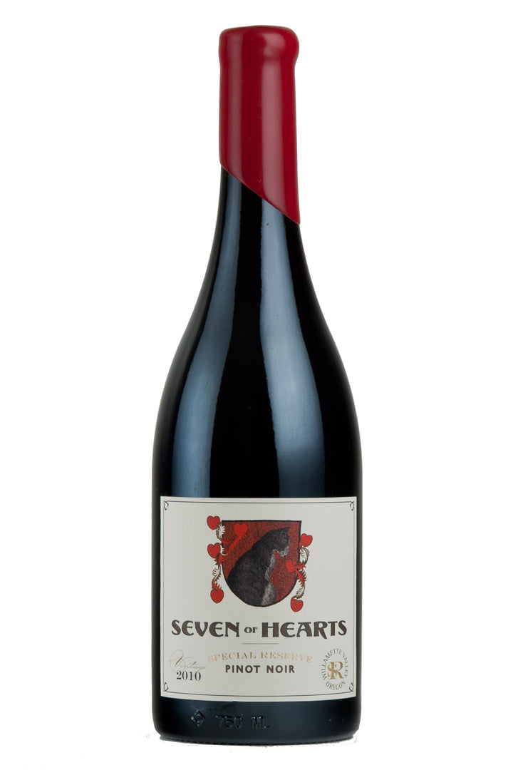 2010 Special Reserve Pinot Noir