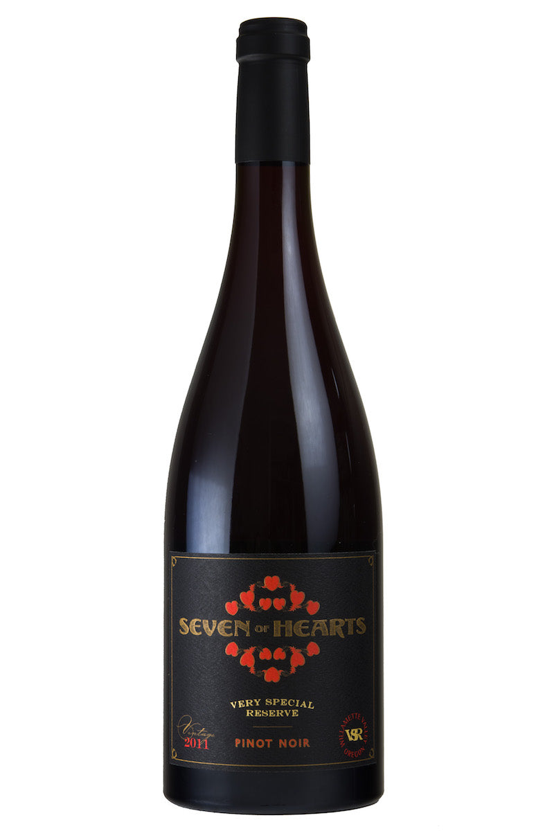 2011 Very Special Reserve Pinot Noir
