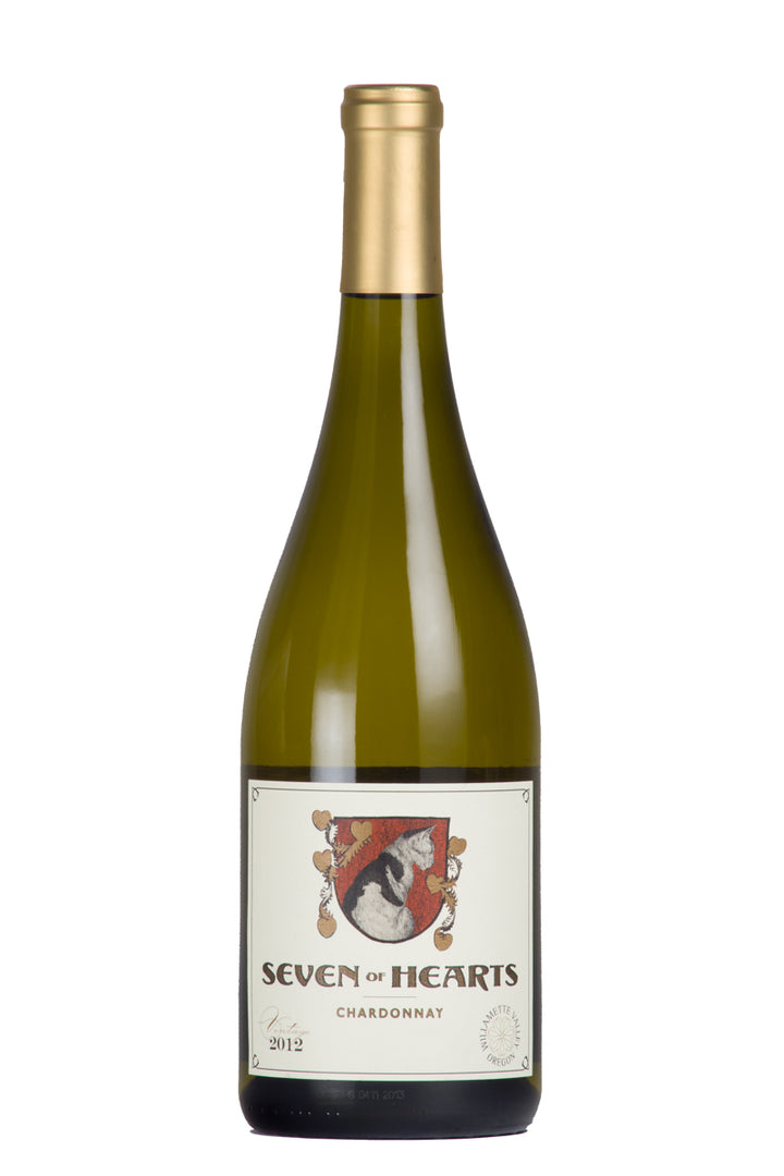 2012 Willamette Valley Chardonnay