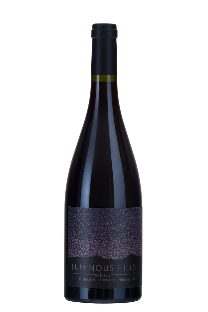 2014 Estate Grown ASTRA Pinot Noir