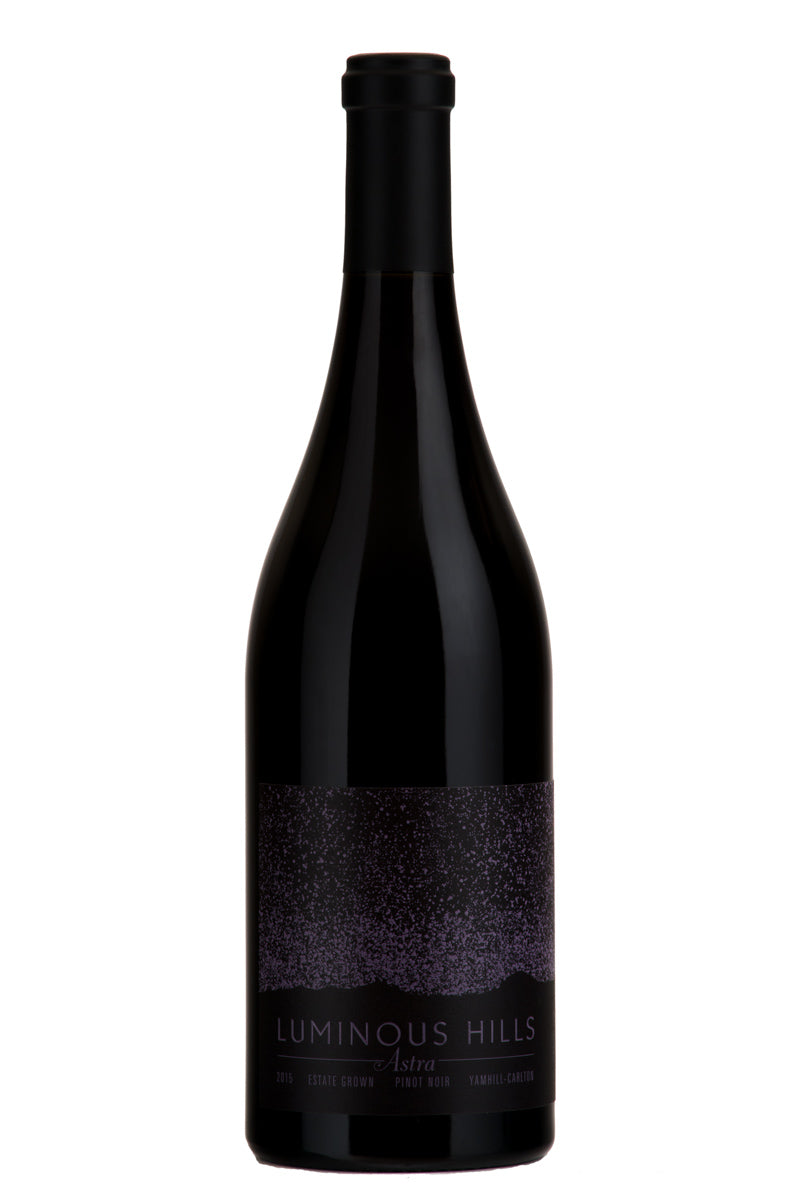 2015 Estate Grown ASTRA Pinot Noir