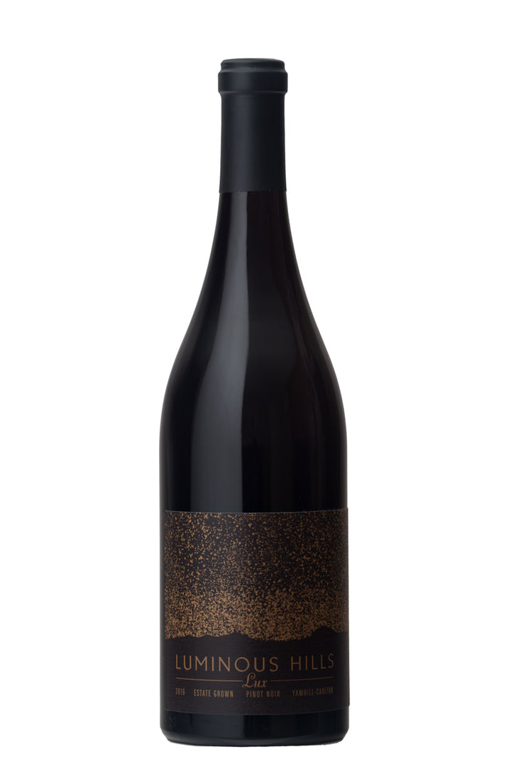 2016 Estate Grown LUX Pinot Noir