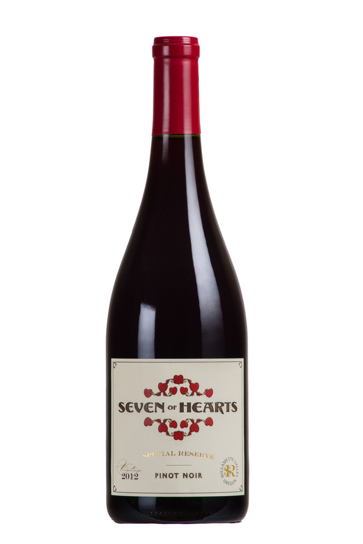 2012 Special Reserve Pinot Noir