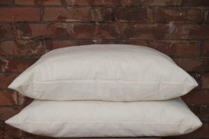 Wool Sleeping Pillow: Standard