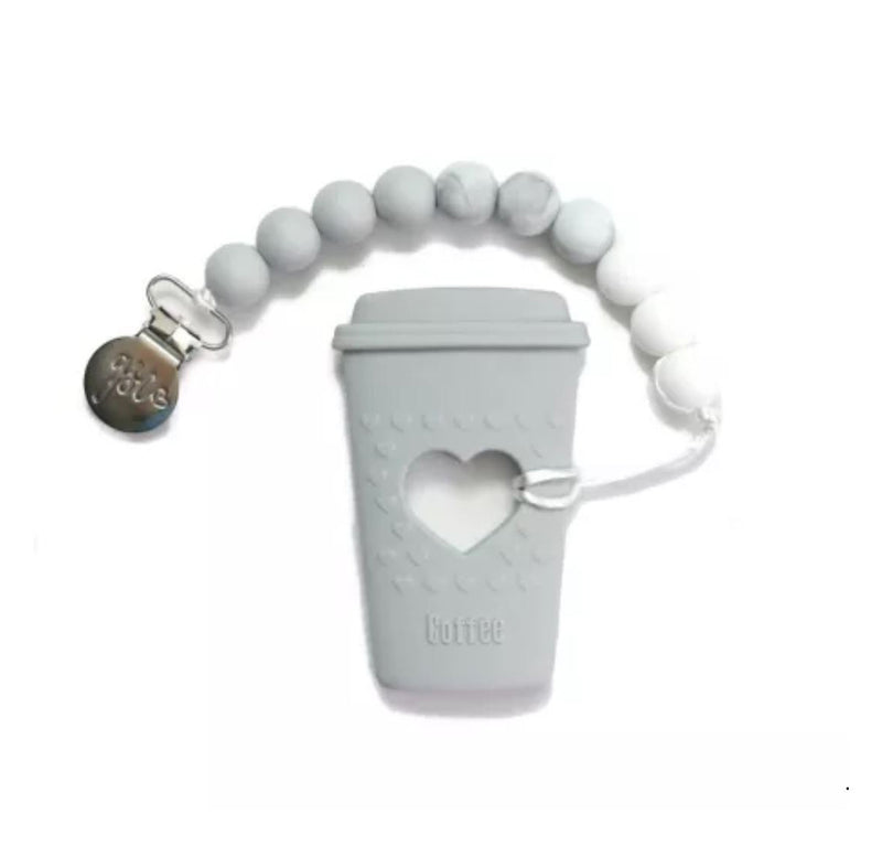 Teether, Coffee Cup