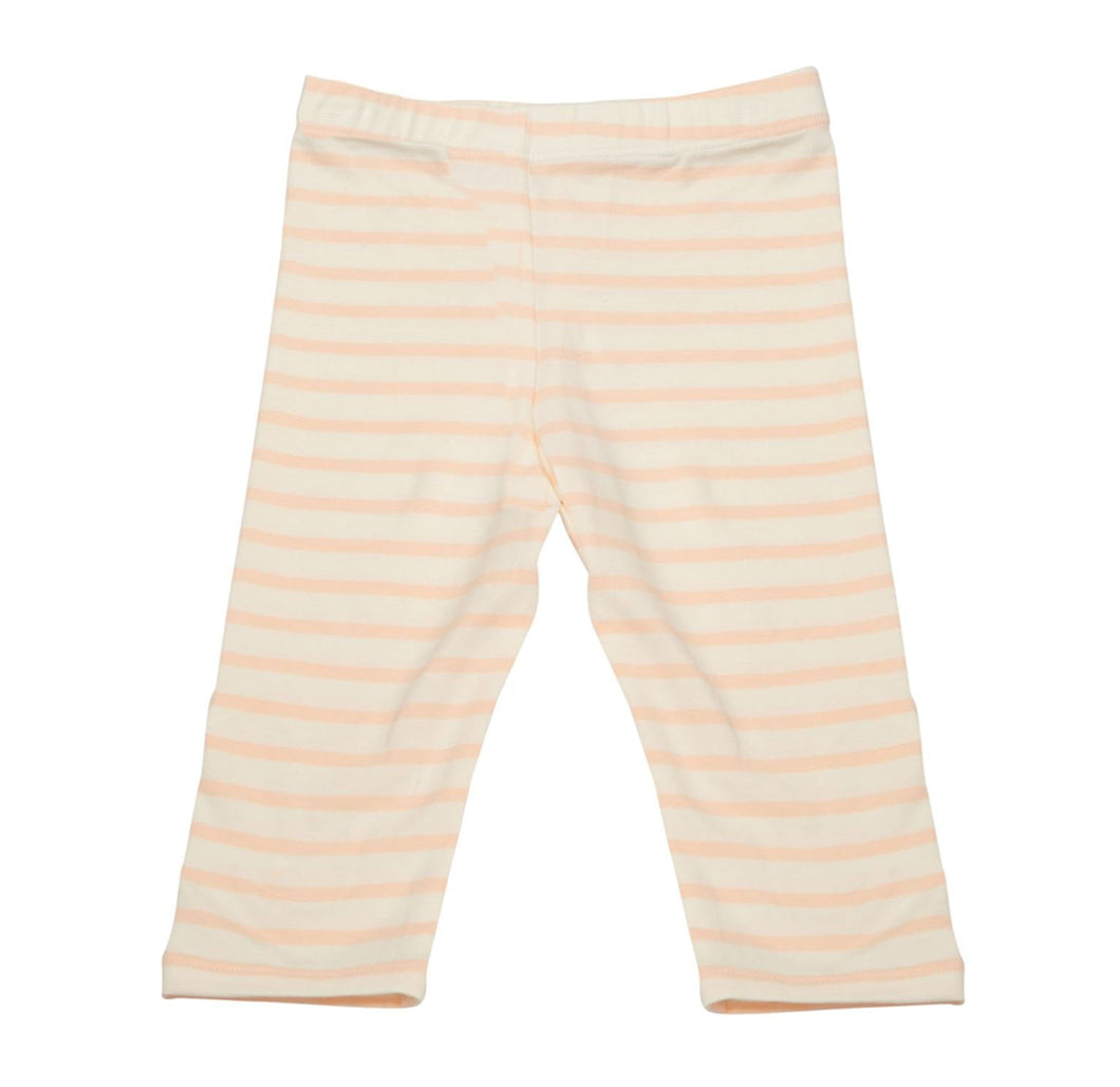 Everyday Legging in Classic Pink Stripe