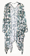 Load image into Gallery viewer, Mother of All Kimonos, Sage Green Peony