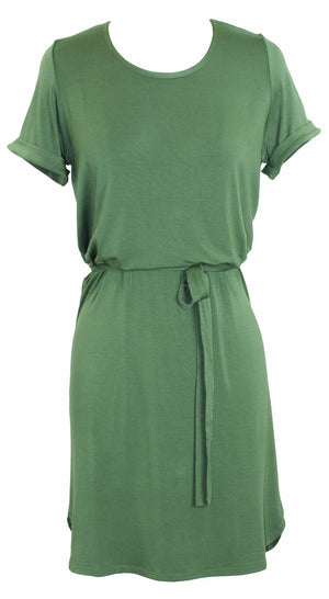 Nora Dress, Leaf