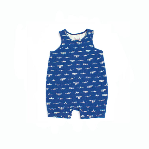 Parker Romper, Airplane