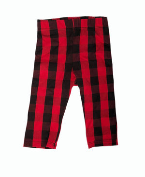 Special Holiday Edition Everyday Legging in Buffalo Plaid