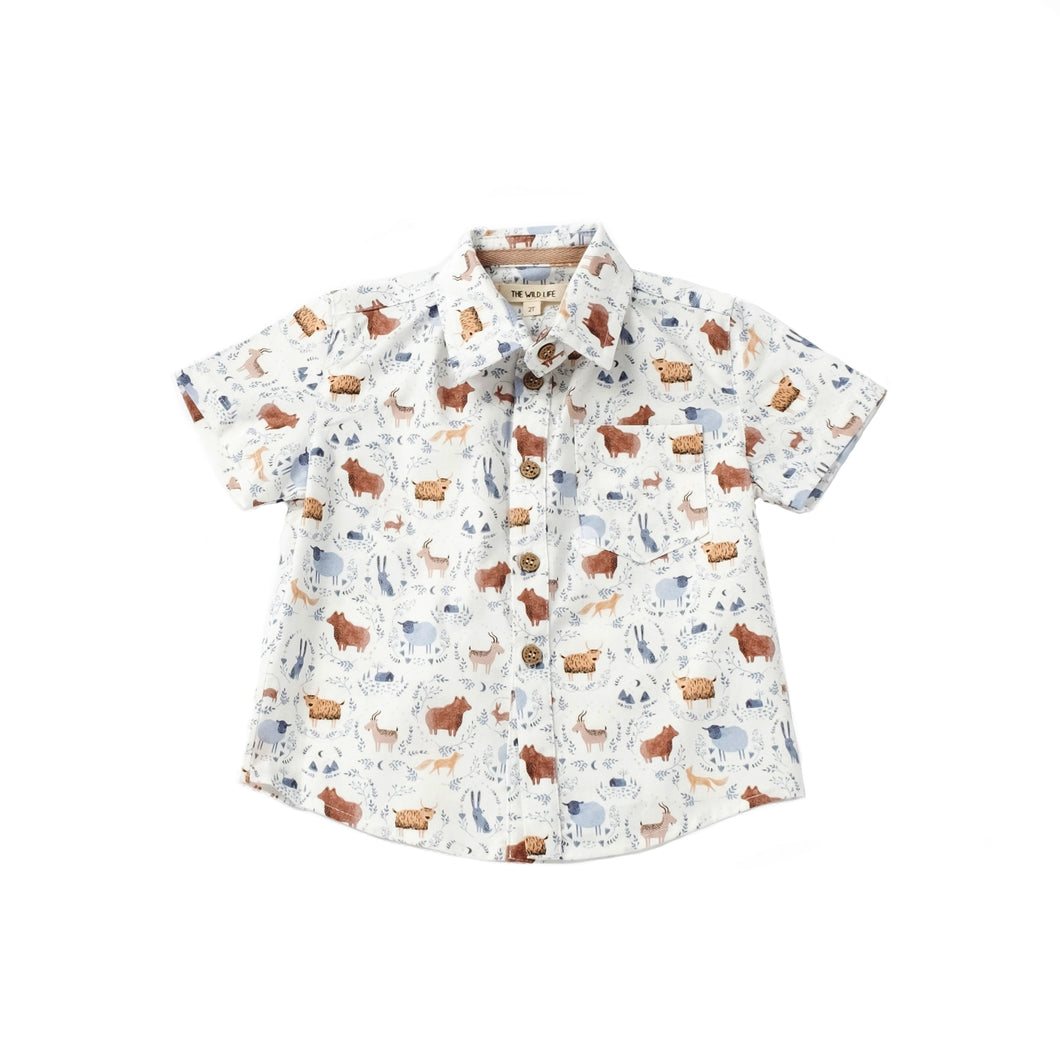 Camp Button Down, Wild Things