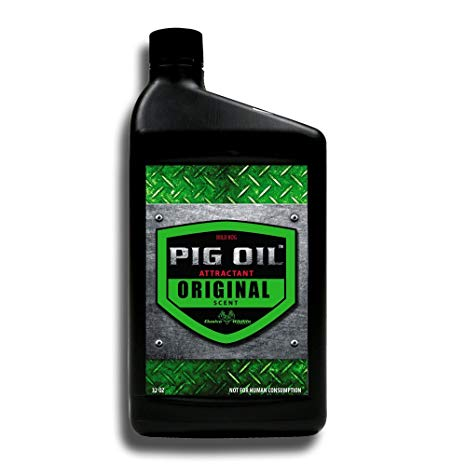 Pig Oil™ Original Wild Hog Attractant