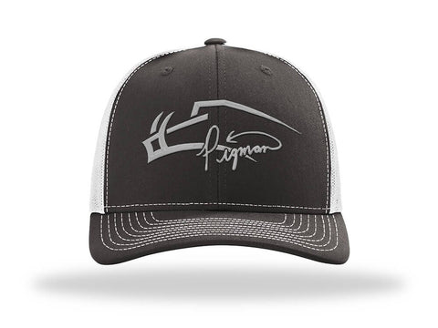 Image of Pigman's Charcoal Signature Hat