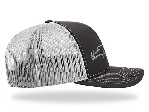 Image of (NEW) Pigman's Charcoal Signature Hat