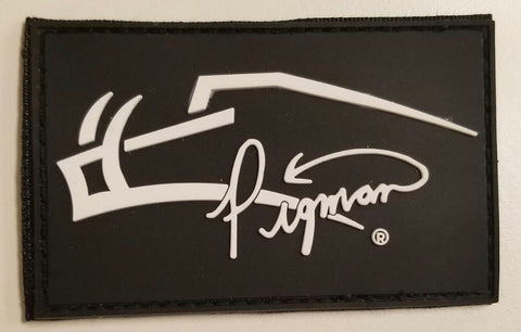 Pigman Signature Velcro Patch