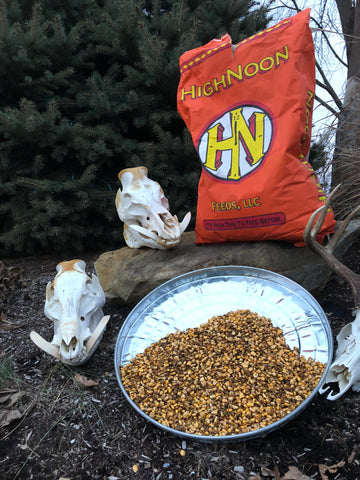 High Noon Feeds® Roasted Gold™ High Performance Feed 50 lb. Bags / 1 TON MINIMUM / FREE SHIPPING