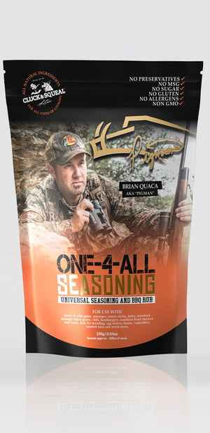 Pigman One-4-All Seasoning