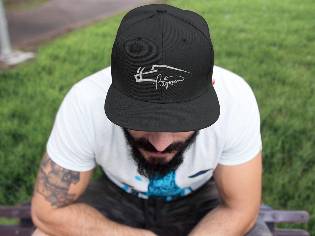 Pigman Signature Trucker Hat