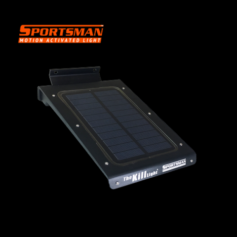 Image of Kill Light® SPORTSMAN Solar Powered Motion Activated Feeder Light