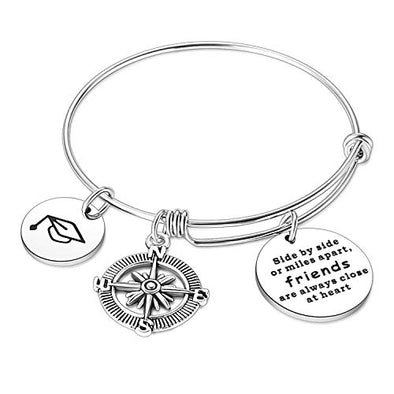 925 Sterling Silver can be customized graduates bracelet, a symbol of friendship bracelet. - onlyone