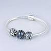 925 Sterling Silver Many Loves Sterling Silver Charm Fit for Bracelet and Necklace - onlyone