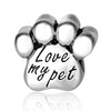 Paw Charm for Bracelet and Necklace - onlyone
