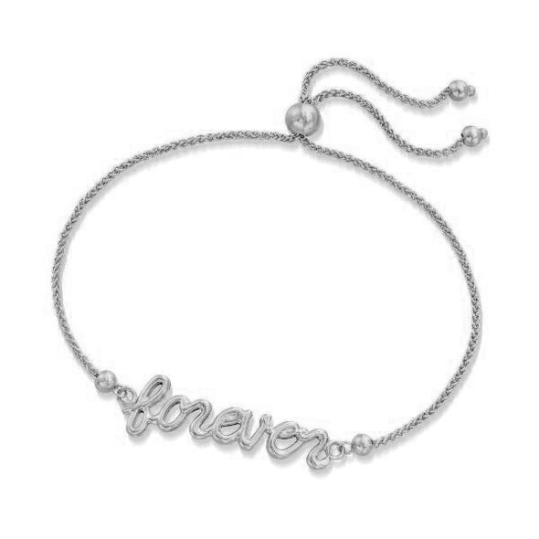 925 Sterling Silver Personalized Name Bracelet