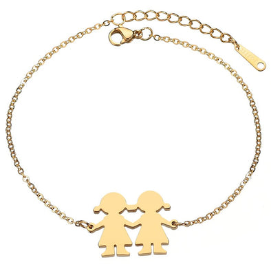 925 Sterling Silver Children Bracelet