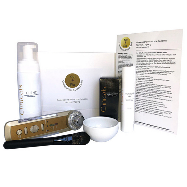 The Professional At Home Facial Kit - Normal/ Aging