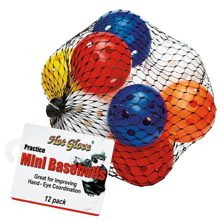 12 Pack Mini Wiffles image 1