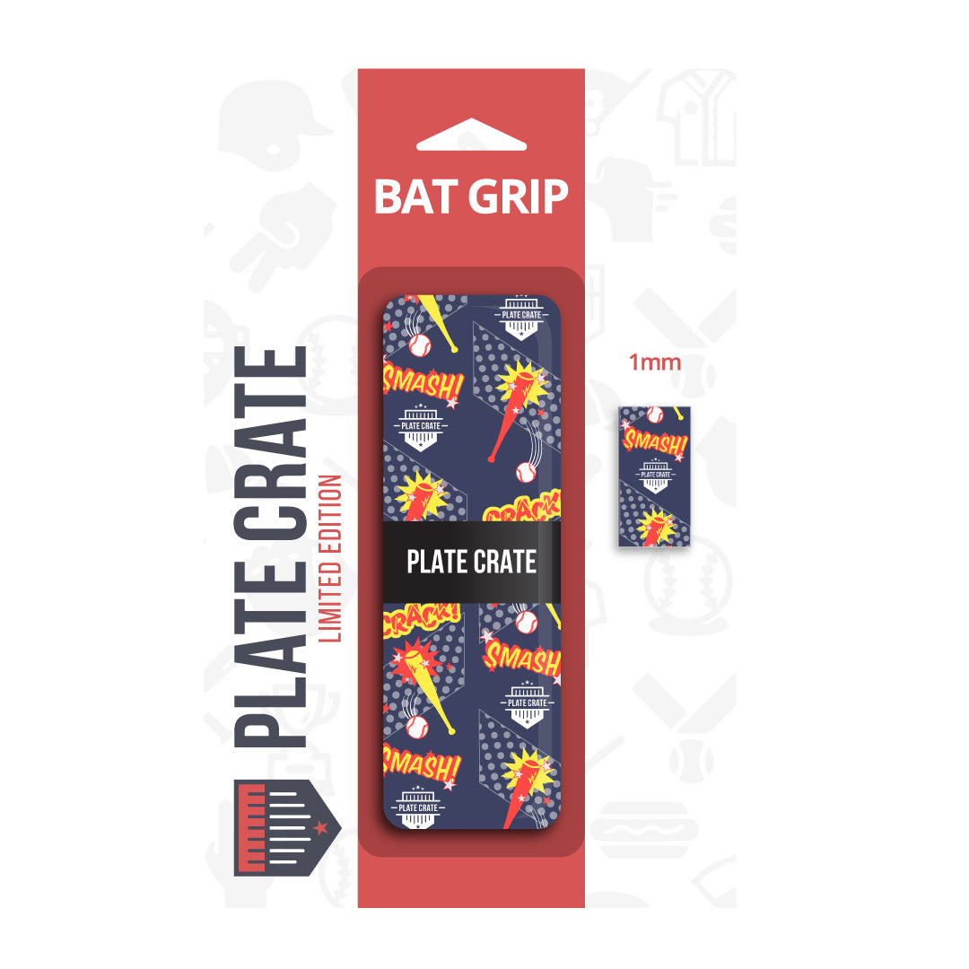 smash baseball bat grip image 1