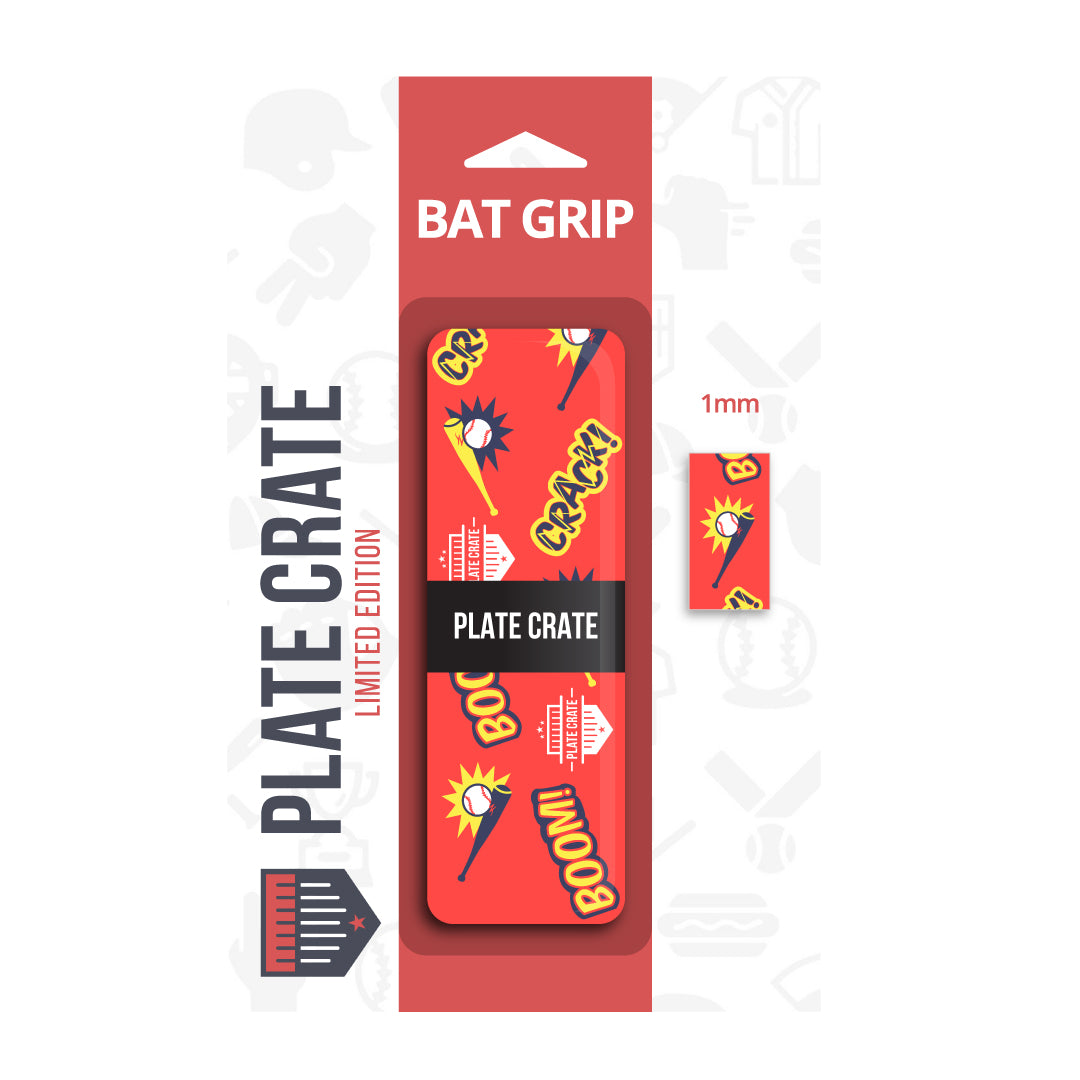 boom baseball bat grip image 1