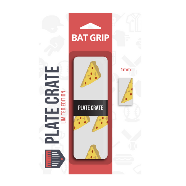 Pizza batting grip image 1