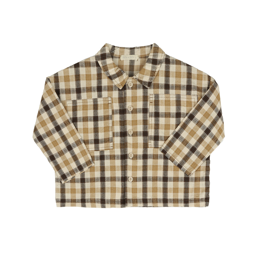 Boxy Shirt (3 colours)