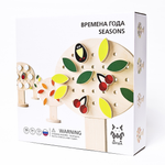 Seasons - Wooden construction kit