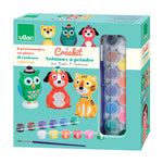 CreaKit painting kit by Ingela P. Arrhenius
