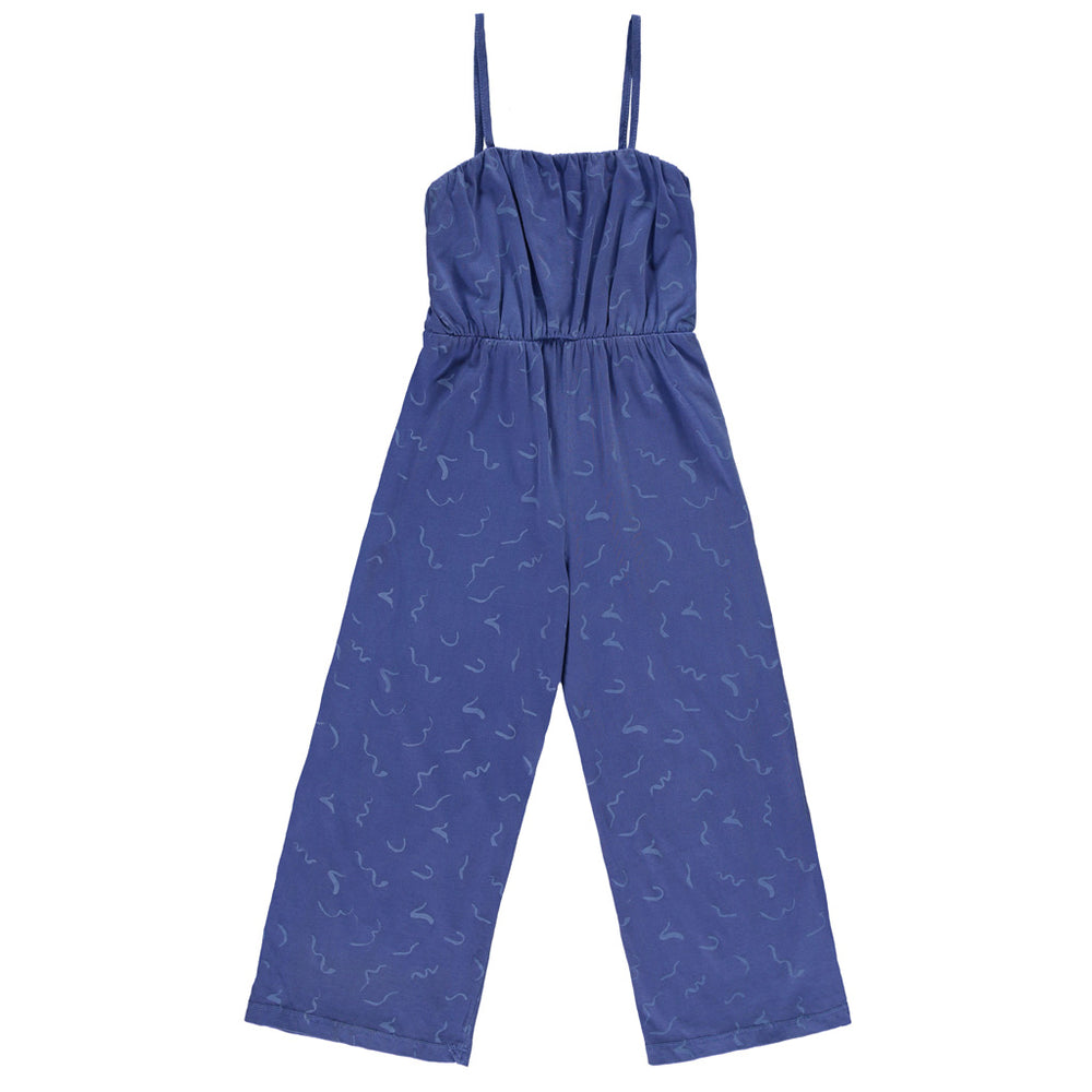Jumpsuit 'Brushstrokes'