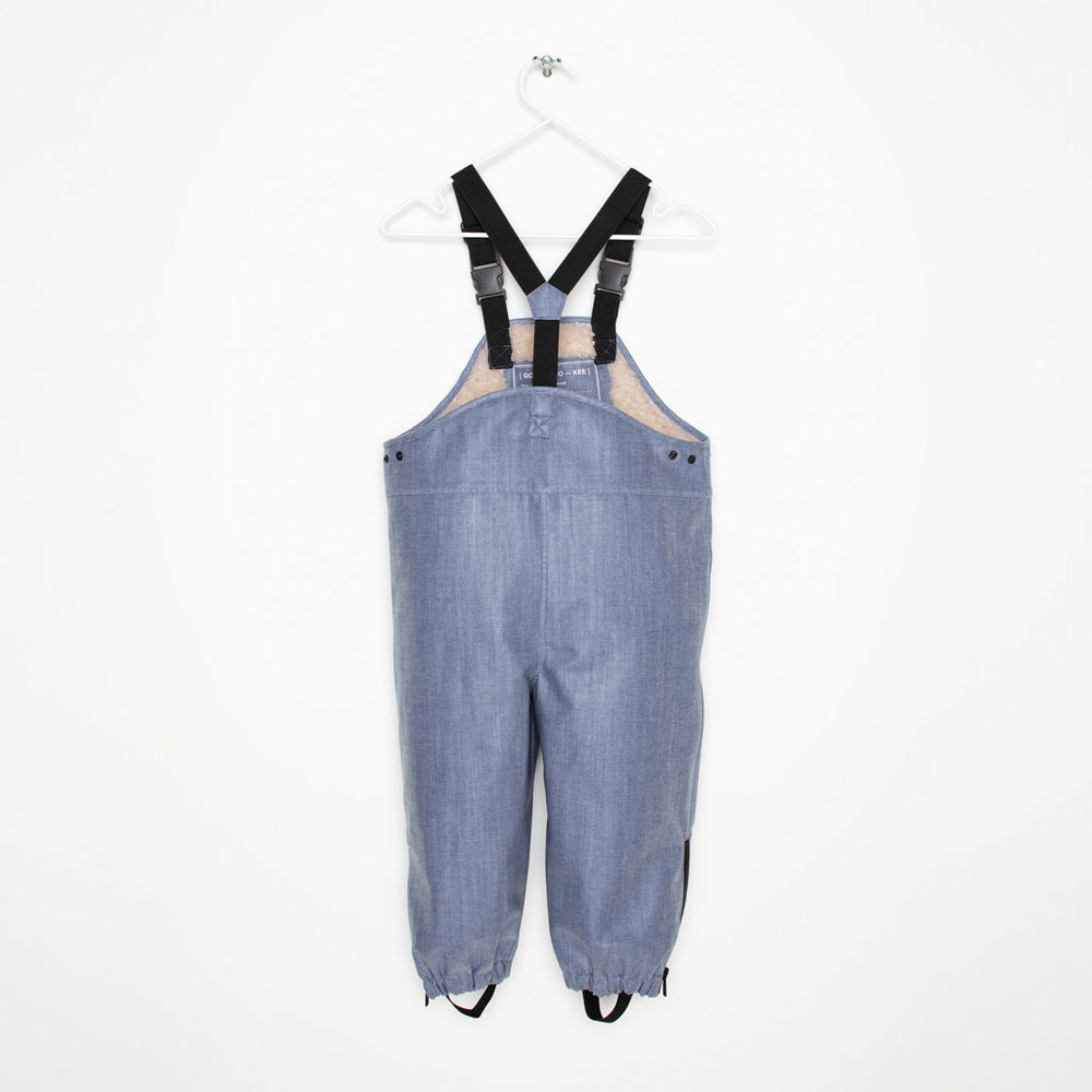 Unisex Dungarees Prince of Foxes