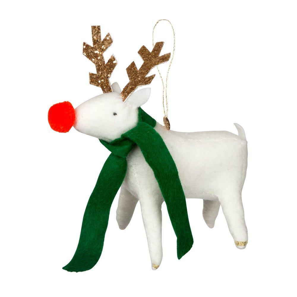 Meri Meri Reindeer Felt Tree Decoration