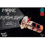 Koa Koa - Make a Flashlight DIY kit