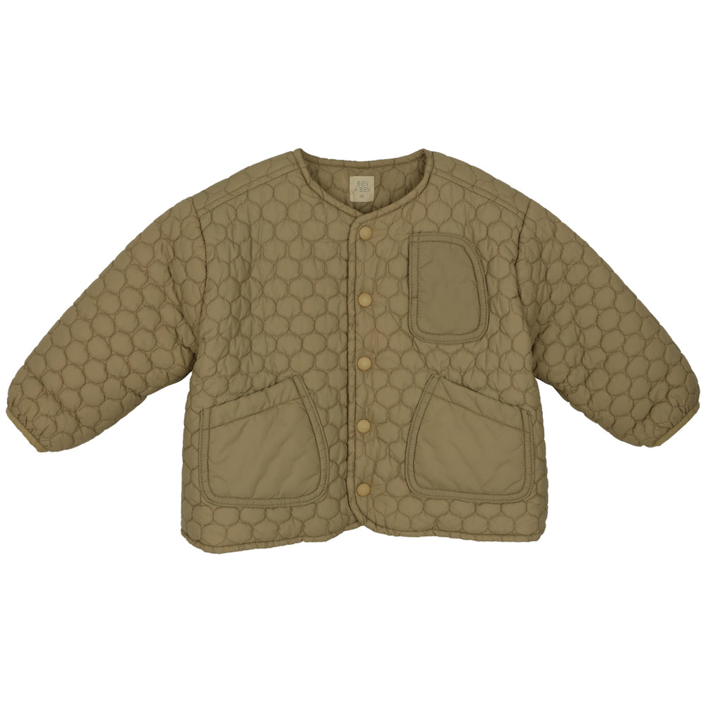Quilted Jacket (2 colours)