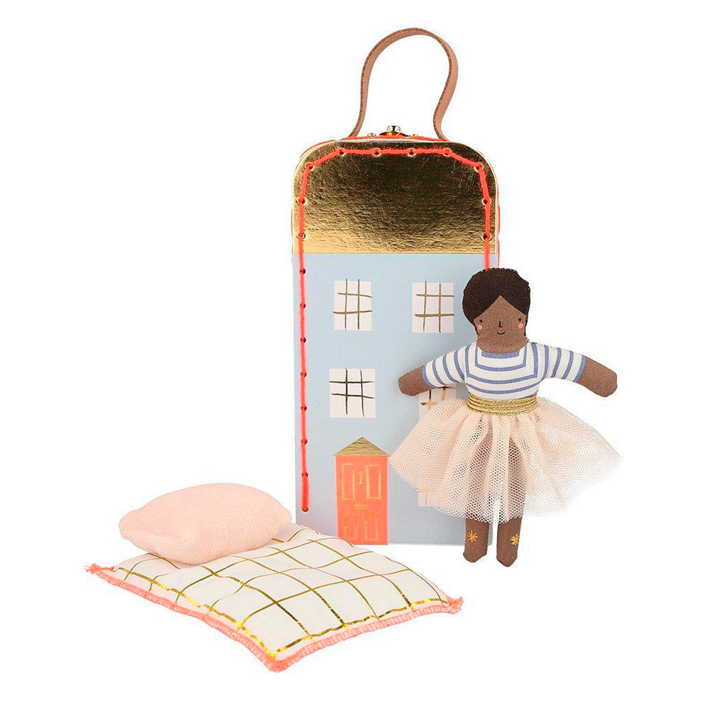 Meri Meri Ruby doll suitcase
